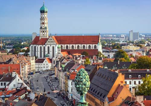 Sprachschule in Augsburg