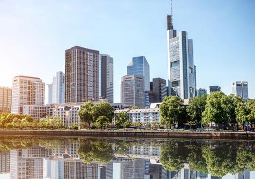 Sprachschule in Frankfurt