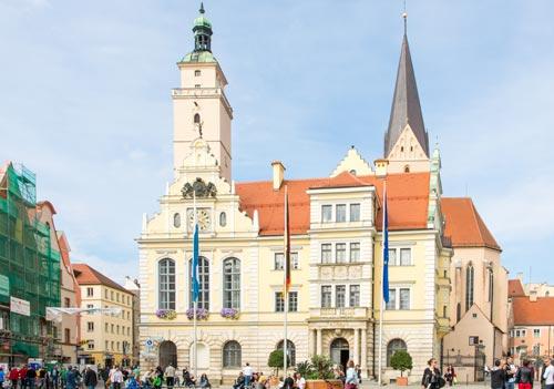 Sprachschule in Ingolstadt