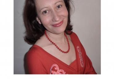 Lern Ukrainisch mit online Tutorin und Muttersprachlerin Antonina