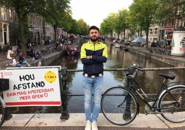 Arabisch Sprachtrainer Abdulkareem gibt Sprachkurse in Riegelsberg