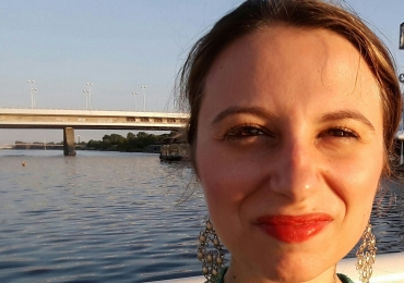 Studierte Sprachtrainerin Marina gibt online Sprachkurse für Chinesisch