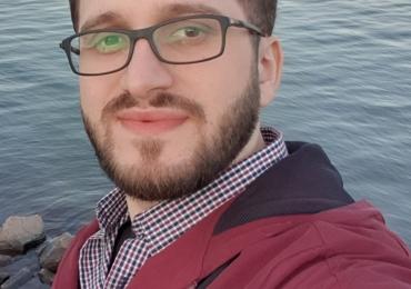 Medizinstudent Ahmad gibt Arabisch Nachhilfe in Ulm