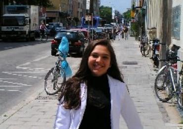 Portugiesisch lernen mit Joelma in München