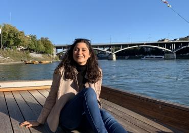 Native speaker Aycan gives Turkish online tutoring lessons