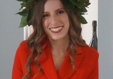 Alessandra aus Italien gibt Italienisch Nachhilfe im Online-Format