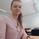 Prüferin Jasminka gibt Online Deutsch-Kurse von A1 bis C1