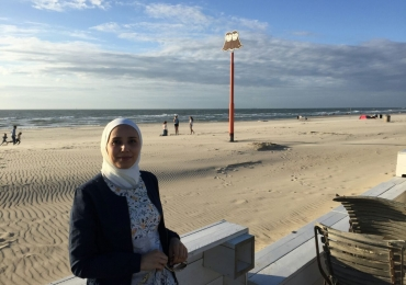 High school teacher Rania offers English tutoring lessons in Paderborn