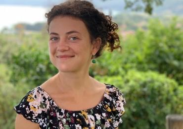 Nativespeakerin Esther gibt Italienisch Nachhilfeunterricht in München