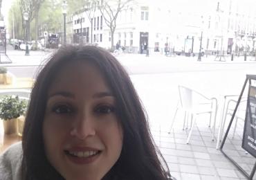 Muttersprachlerin Chrysoula gibt Griechischnachhilfe in München