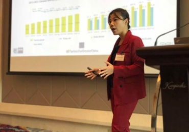 Zertifizierte Chinesisch-Lehrerin bietet Kurse für Erwachsene in Hamburg