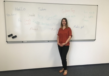 Learn German with the German private teacher Nicole in Munich