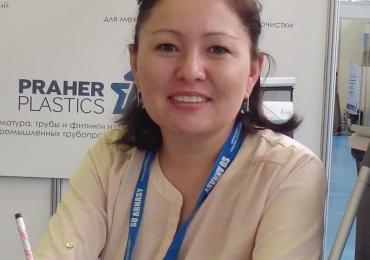 Russiche Muttersprachlerin Zauresh gibt Privatunterricht in Siegen