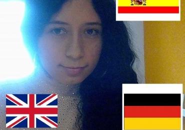 Natalia aus Spanien gibt Spanisch Nachhilfekruse in Rosenheim