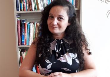 Native Speakerin Adriana gibt Online Ungarisch Sprachunterricht