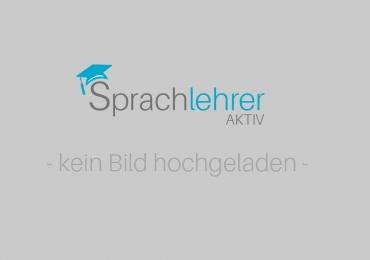 Deutsch Privatunterricht in Scheuerfeld mit Sina