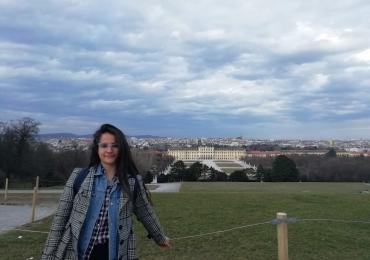 Denise aus Argentinien unterrichtet Spanisch im Einzelkurs in Bruchköbel